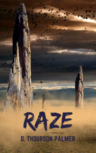 RAZE - a weekly epic fantasy web serial
