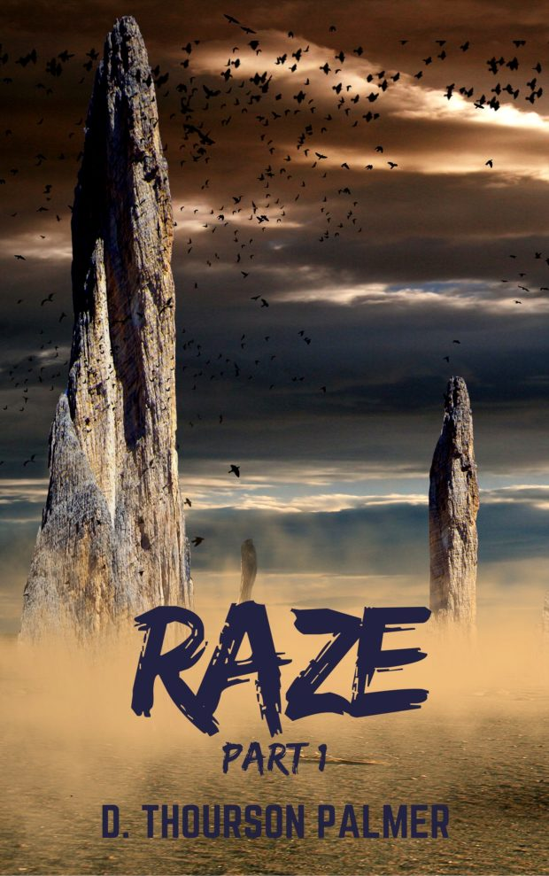 RAZE – Now an E-Book